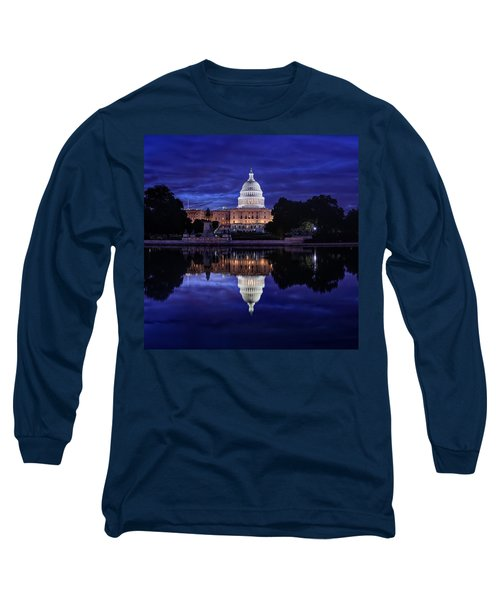 Capitol Morning Long Sleeve T-Shirt