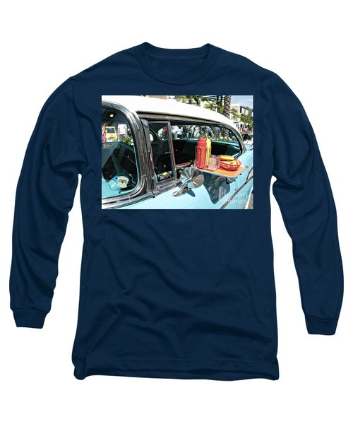 Car Hop Long Sleeve T-Shirt