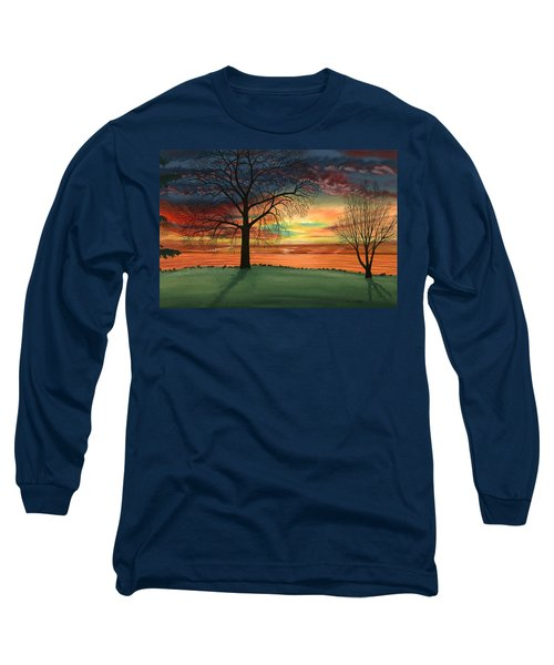 Carla's Sunrise Long Sleeve T-Shirt