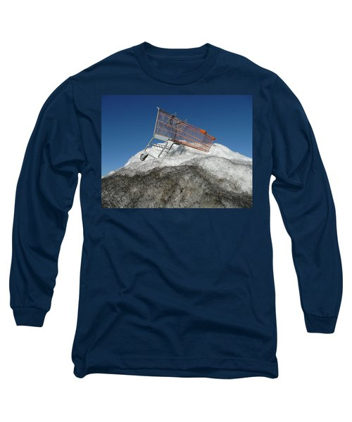 Cart Art No.6 Long Sleeve T-Shirt