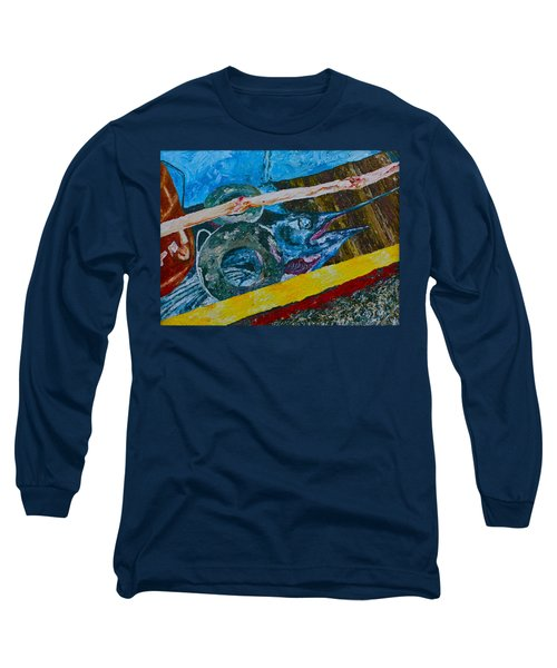 Catch Of The Day 3 Long Sleeve T-Shirt