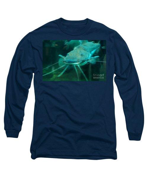 Catfish Billy Long Sleeve T-Shirt