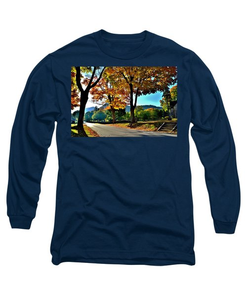 Cemetery Road Long Sleeve T-Shirt