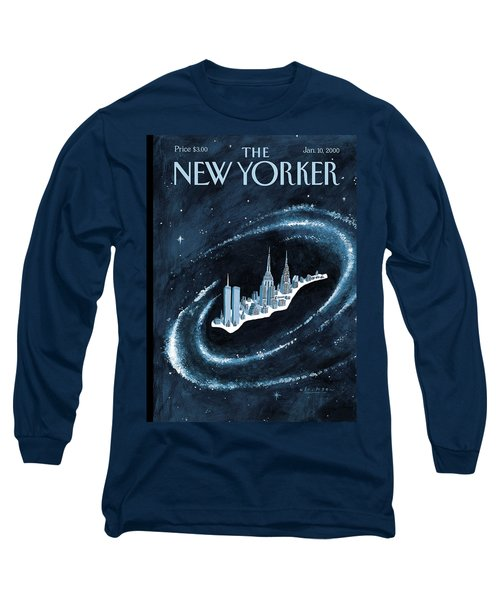 Center Of The Universe Long Sleeve T-Shirt