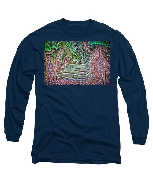 Long Sleeve T-Shirt featuring the photograph Chance by Nick David