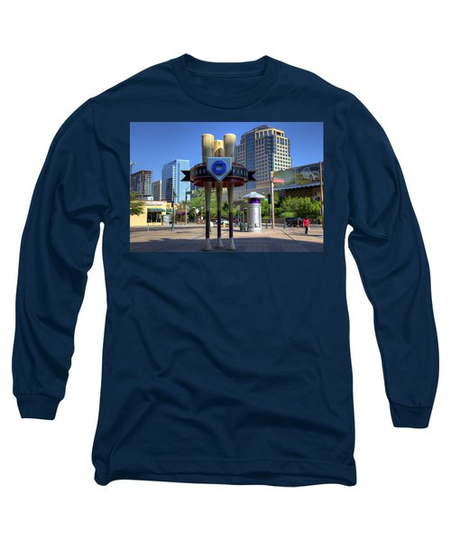 Chase Field Long Sleeve T-Shirt