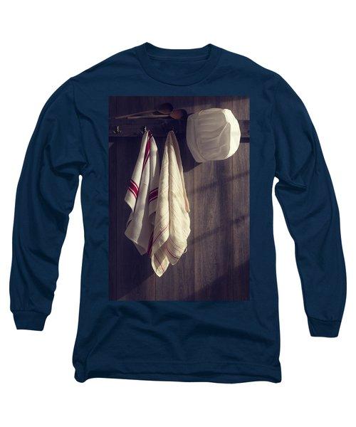 Chefs Hat Long Sleeve T-Shirt