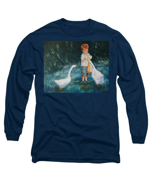 Childhood Memories Long Sleeve T-Shirt