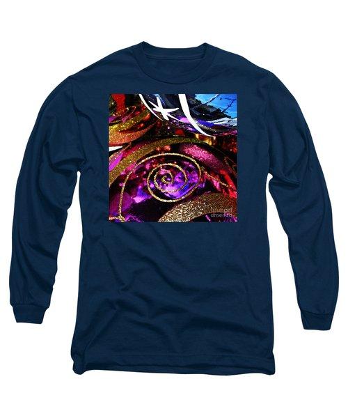 Christmas Abstract 20 Long Sleeve T-Shirt