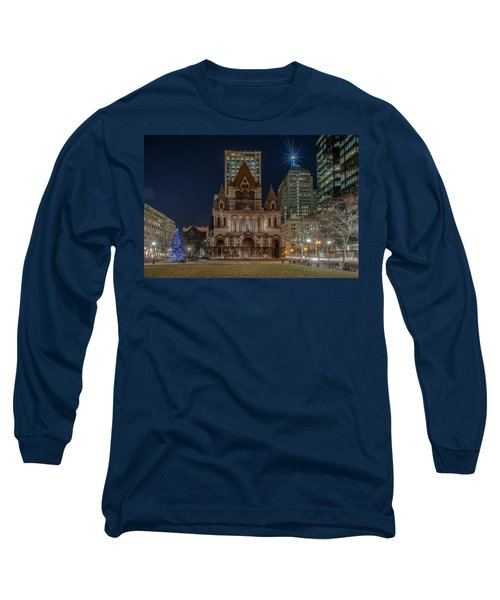 Christmas In Copley  Long Sleeve T-Shirt
