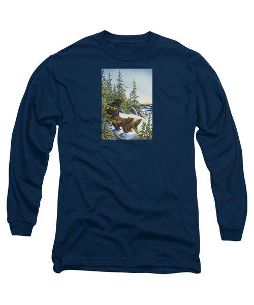 Christmas Morning Long Sleeve T-Shirt