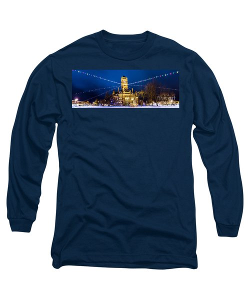 Christmas On The Square Long Sleeve T-Shirt