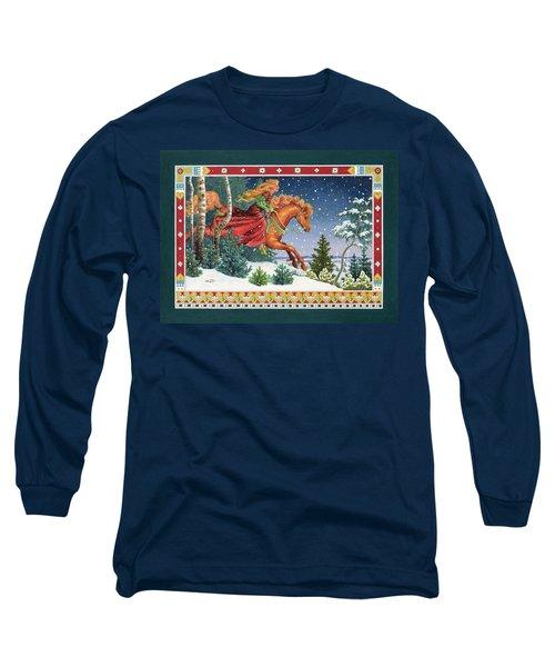 Christmas Ride Long Sleeve T-Shirt