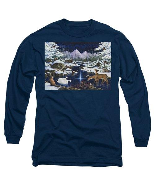 Christmas Wonder Long Sleeve T-Shirt