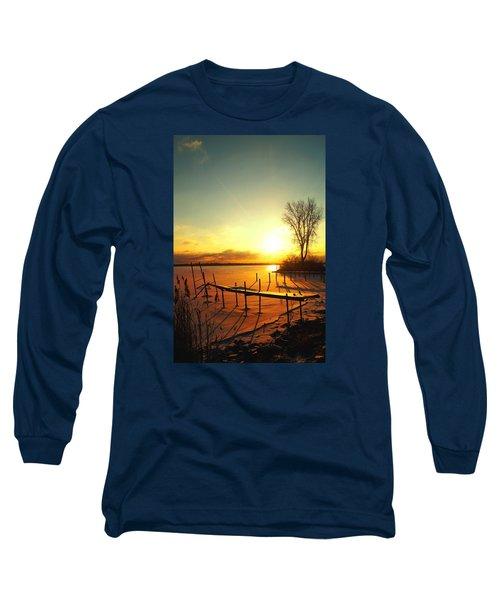 Chtistmas Dock 1 Long Sleeve T-Shirt