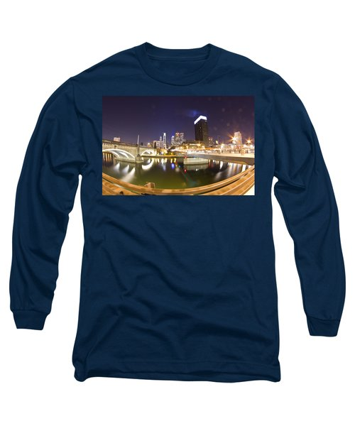 City's Reflection Long Sleeve T-Shirt