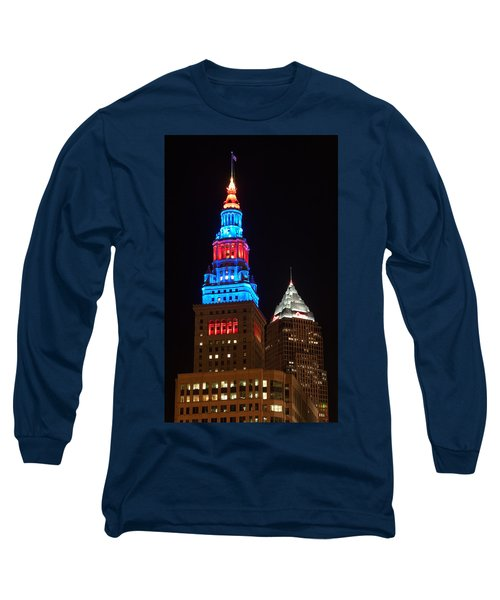 Cleveland Towers Long Sleeve T-Shirt