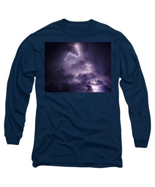 Cloud Lightning Long Sleeve T-Shirt
