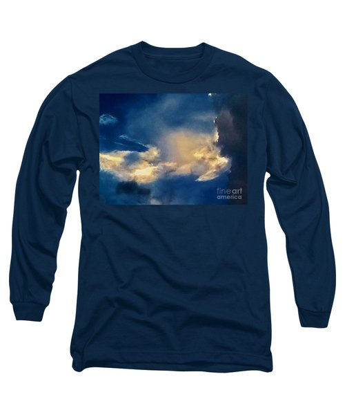 Clouds Long Sleeve T-Shirt