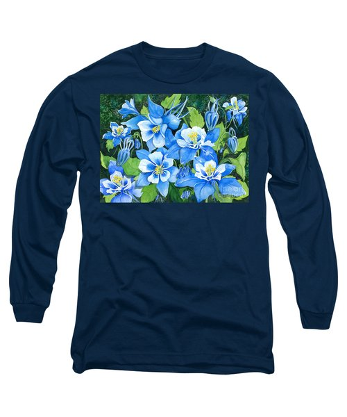 Colorado Columbines Long Sleeve T-Shirt