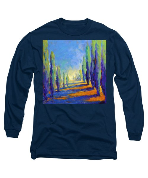 Colors Of Summer 8 Long Sleeve T-Shirt