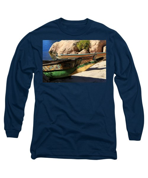 Colorul Canoe Long Sleeve T-Shirt