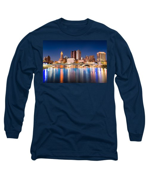 Columbus Ohio Long Sleeve T-Shirt