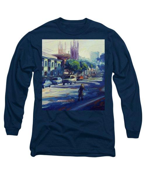 Columbus Street Long Sleeve T-Shirt
