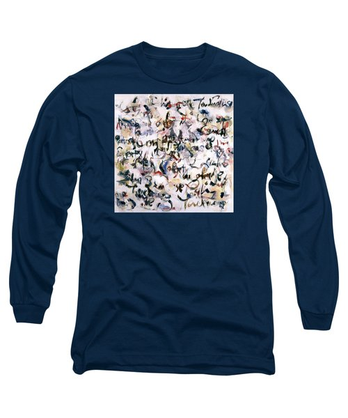 Comfort - Calins Long Sleeve T-Shirt
