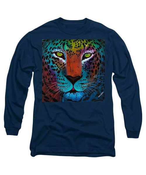 Content Leopard Long Sleeve T-Shirt