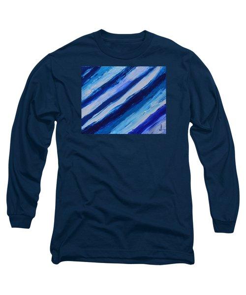 Cool Azul Long Sleeve T-Shirt