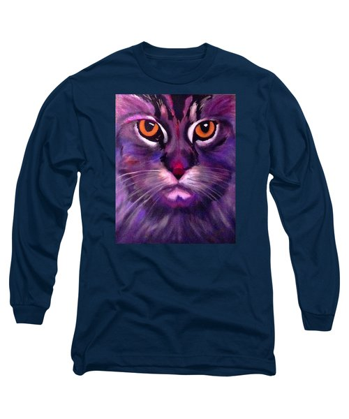 Cool Maine Coon Long Sleeve T-Shirt