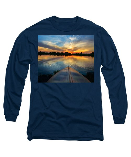Cottage Country's Silhouette Long Sleeve T-Shirt
