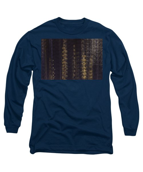 Cottonwoods In Winter Long Sleeve T-Shirt