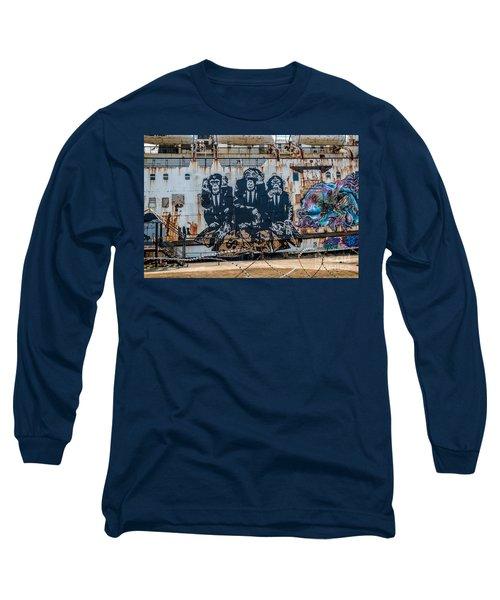 Council Of Monkeys 2 Long Sleeve T-Shirt