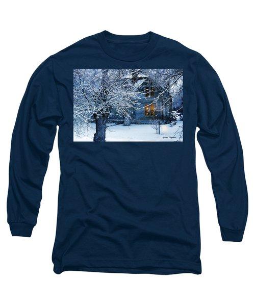Cozy Long Sleeve T-Shirt