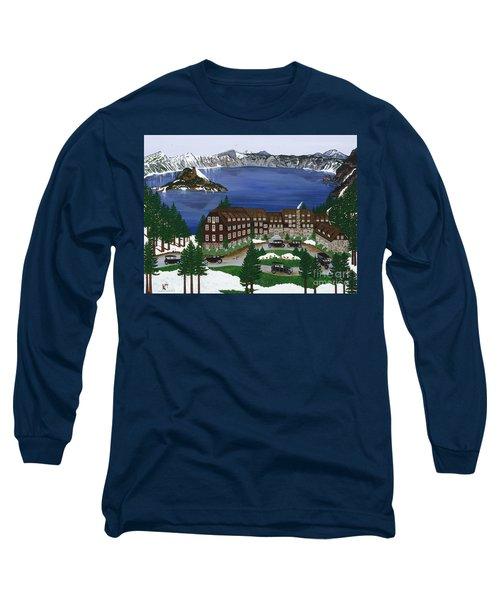 Crater Lake National Park Long Sleeve T-Shirt