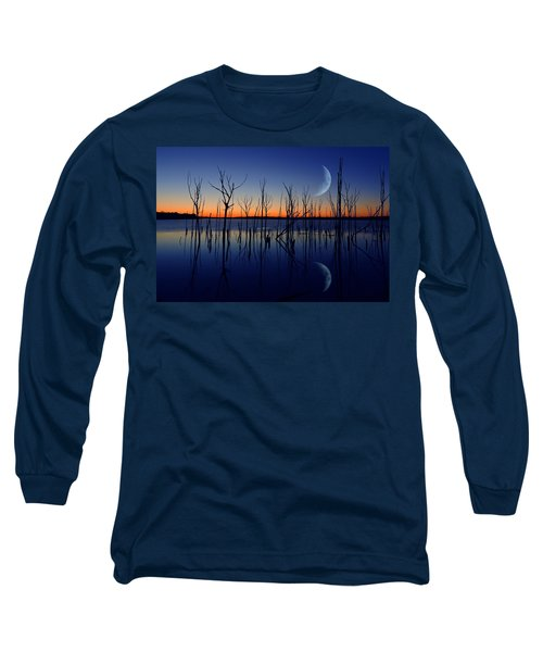 The Crescent Moon Long Sleeve T-Shirt