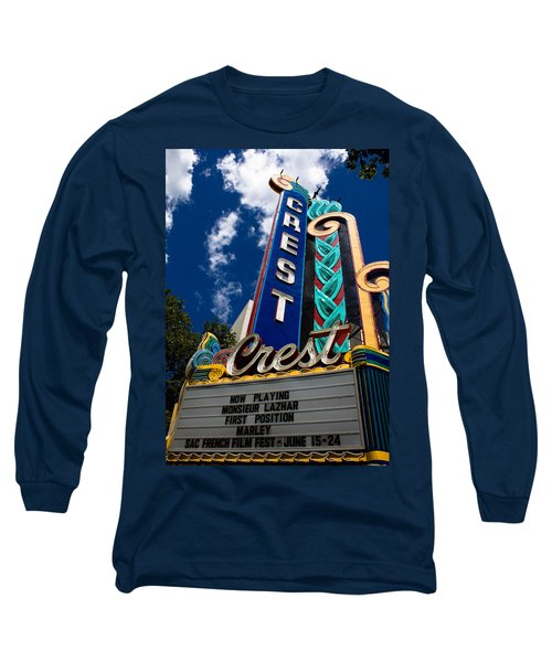 Crest Theater Long Sleeve T-Shirt