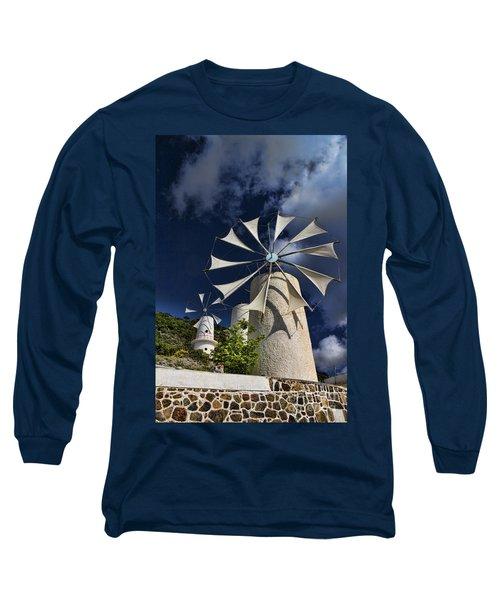 Creton Windmills Long Sleeve T-Shirt