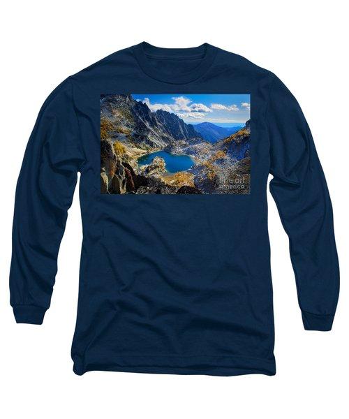 Crystal Lake Long Sleeve T-Shirt