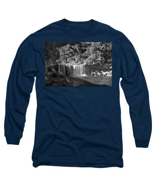 Cumberland Falls Six Bw Long Sleeve T-Shirt