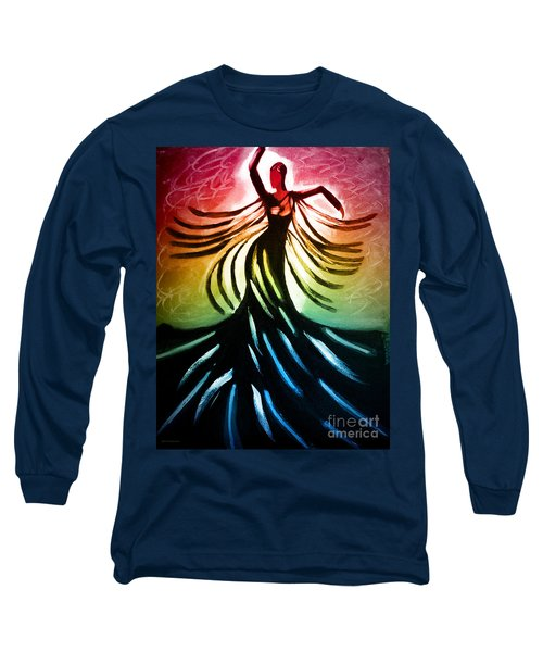 Dancer 3 Long Sleeve T-Shirt