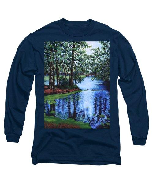 Dancing Waters Long Sleeve T-Shirt