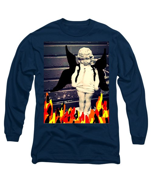 Dark Angel Long Sleeve T-Shirt