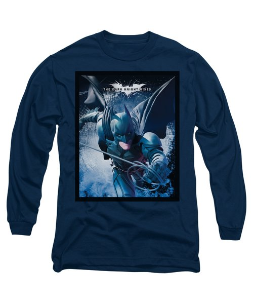 Dark Knight Rises - Swing Into Action Long Sleeve T-Shirt