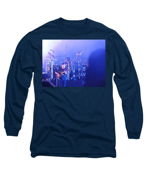 Dave Matthews Jamming In Tampa Flordia  Long Sleeve T-Shirt