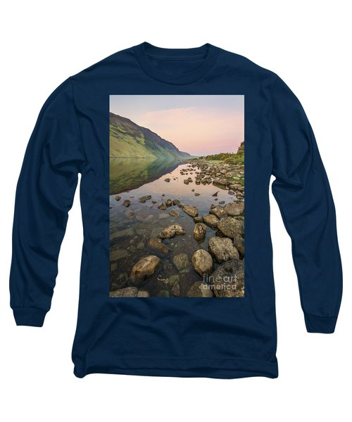 Dawn Of Evening Long Sleeve T-Shirt