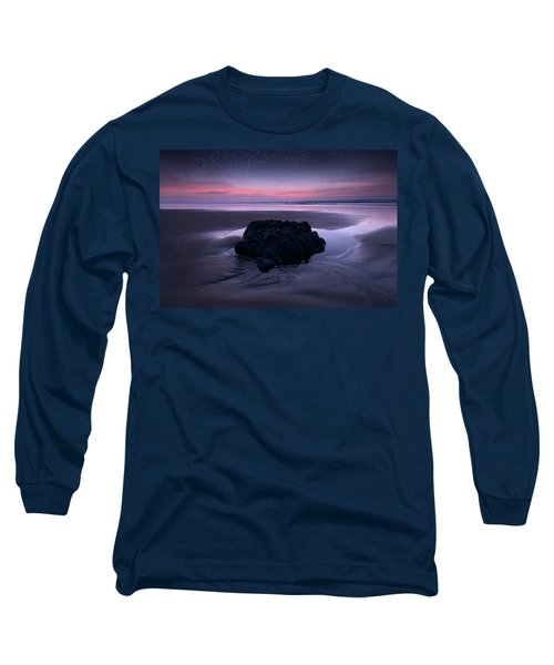 Day Fades To Night Long Sleeve T-Shirt