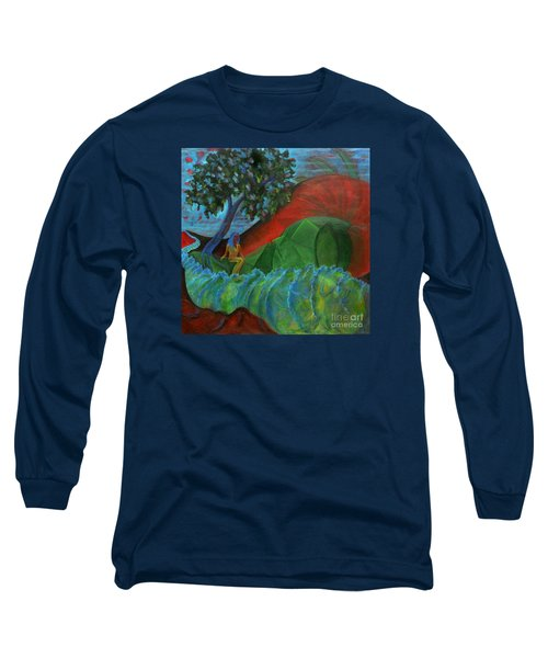 Uncertain Journey Long Sleeve T-Shirt